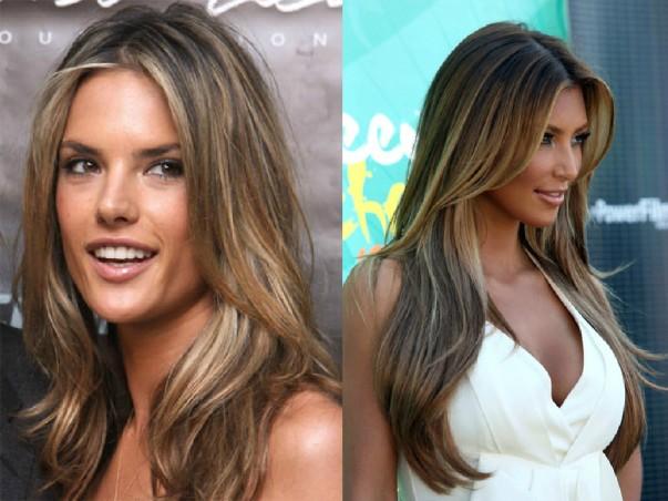 New Hair Trend Balayage Tanyalena